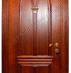 Двери массив ясень