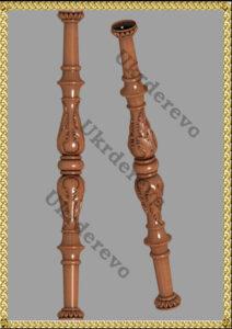 50 Столб декоративный_SR00001