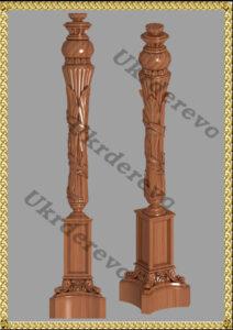 56 Столб декоративный_SR00001