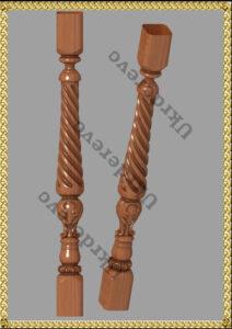 57 Столб декоративный_SR00001