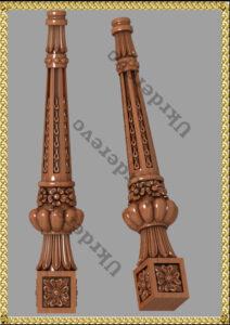 59 Столб декоративный_SR00001